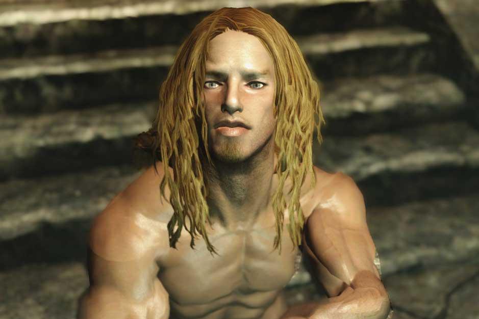 Man Candy Monday: The Guyrim (Skyrim) Edition