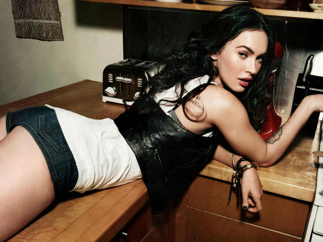 Why, hello there, Megan Fox Day
