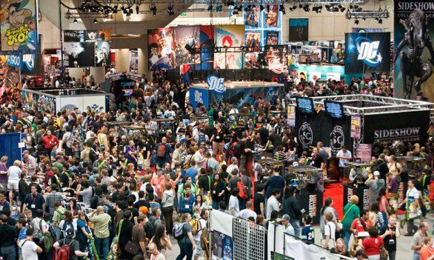 Comic-Con Tribute – Justice Magazine