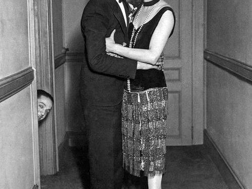 Wordless Wednesday – The Winning Photobomb of 1926