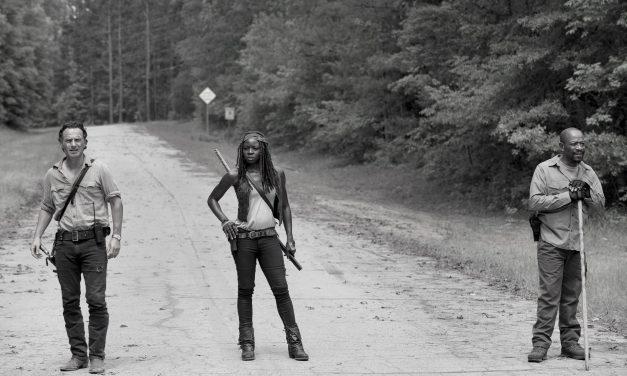 The Walking Dead: Rick is Back