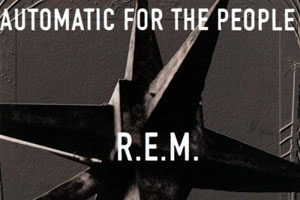 Friday Nineties – R.E.M. – Drive