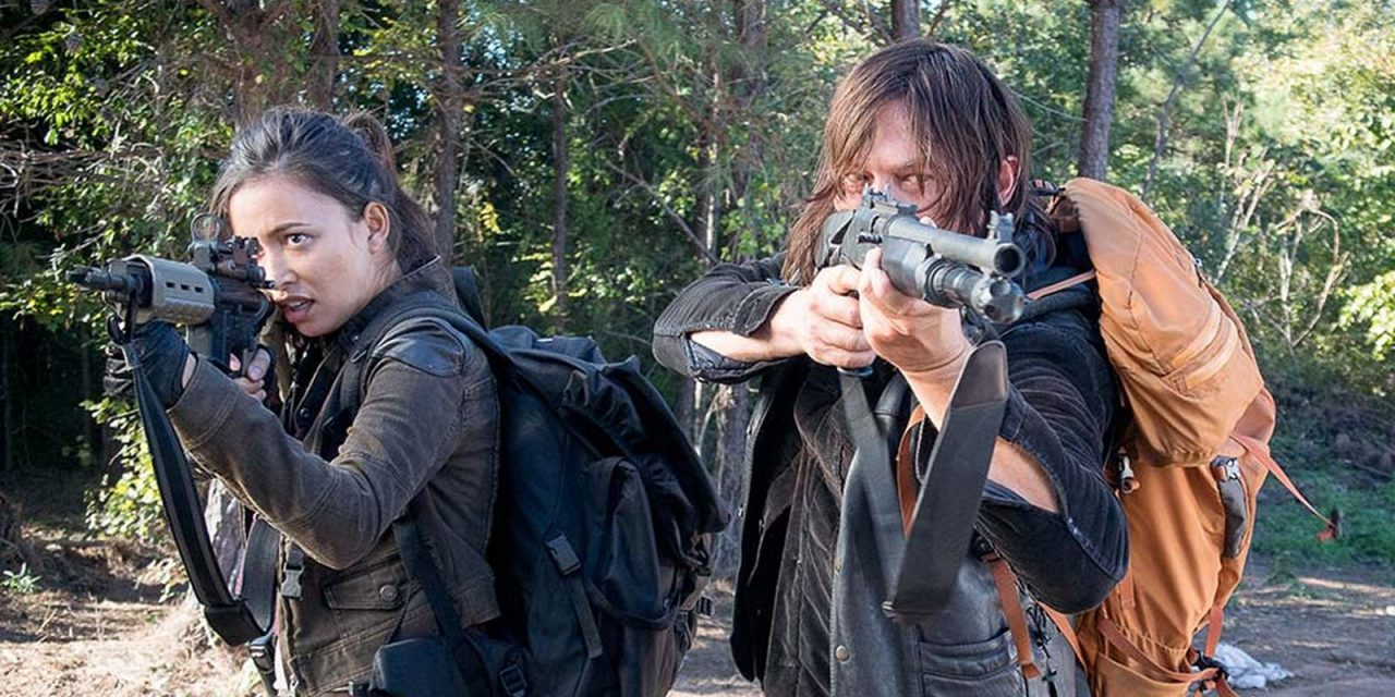 The Walking Dead: Twice as Far; or, what the h#$% just happened?