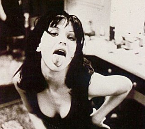 Courtney Love Tongue