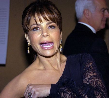 Paula Abdul Tongue