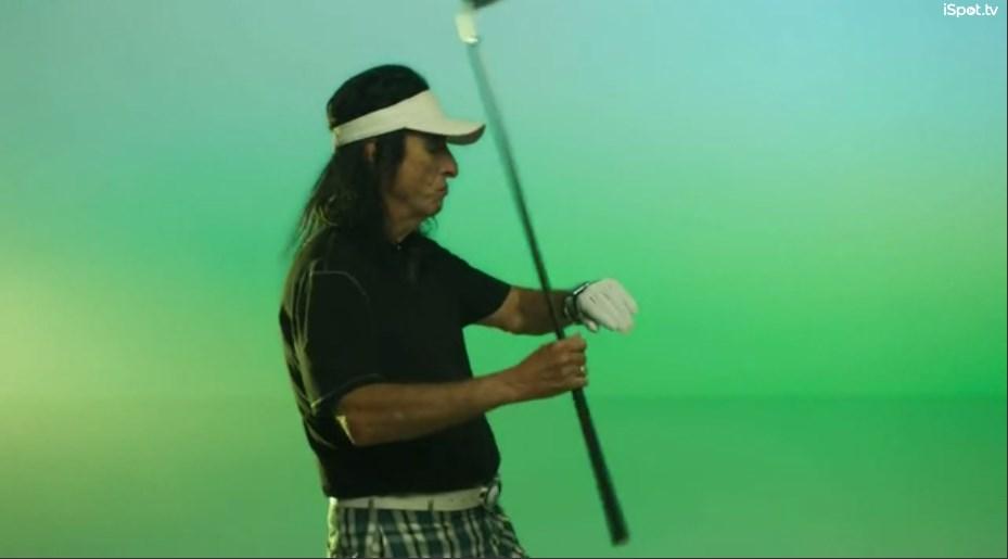 Alice Cooper Walk of Life Golf Song