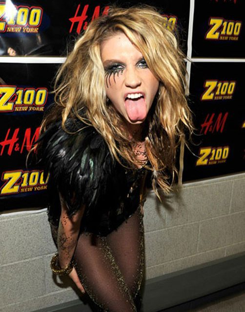 Kesha Rose Sebert Tongue