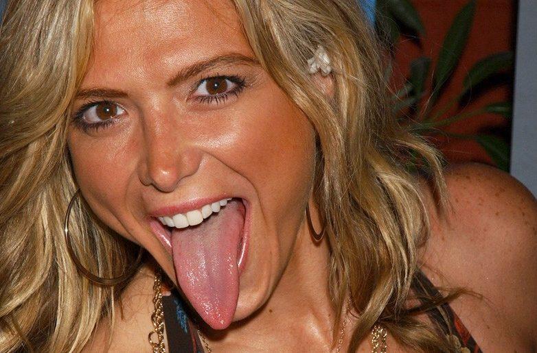 Debbie Matenopoulos Tongue