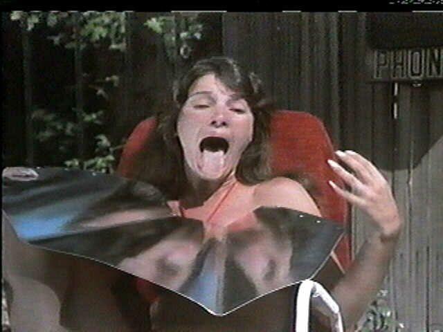 Fran Drescher Tongue