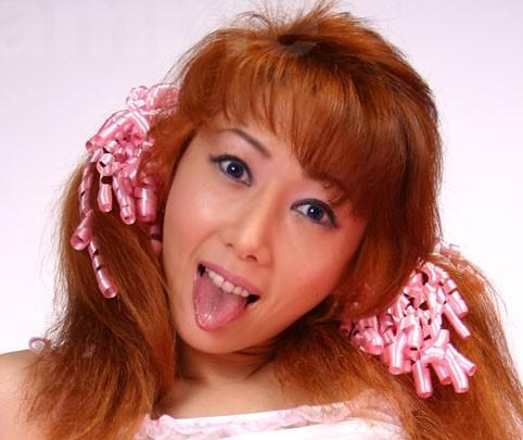 Sakura Sena Tongue