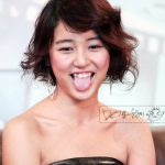 Yoon Eun Hye Tongue