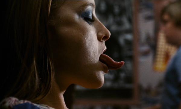Rachel Nichols Tongue