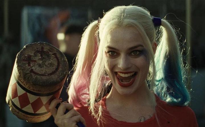 Margot Robbie Tongue