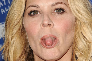 Mary McCormack Tongue