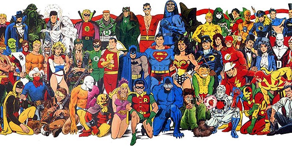 How many Superheroes will we see in 2017?