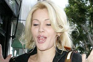 Shanna Moakler Tongue