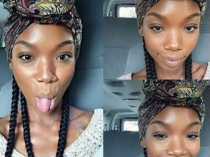 Brandy Norwood Tongue