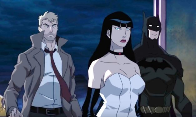 Justice League Dark in Theaters?  Yes!