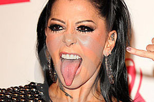 Alejandra Guzman Tongue