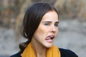 Isabel Lucas Tongue