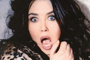 Isabelle Adjani Tongue