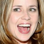 Jenna Fischer Tongue