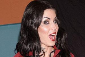 Kat Von D Tongue
