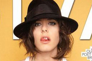Katherine Moennig Tongue