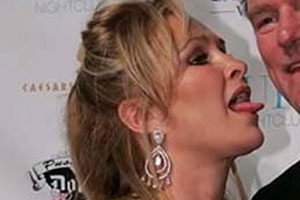 Kathy Hilton Tongue