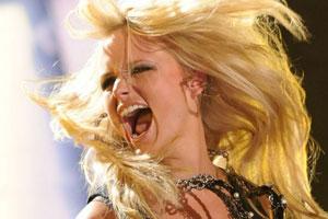 Miranda Lambert Tongue