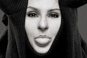 Nia Vardolos Tongue
