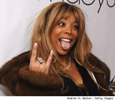 Wendy Williams Tongue