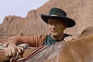 John Wayne in Acupulco