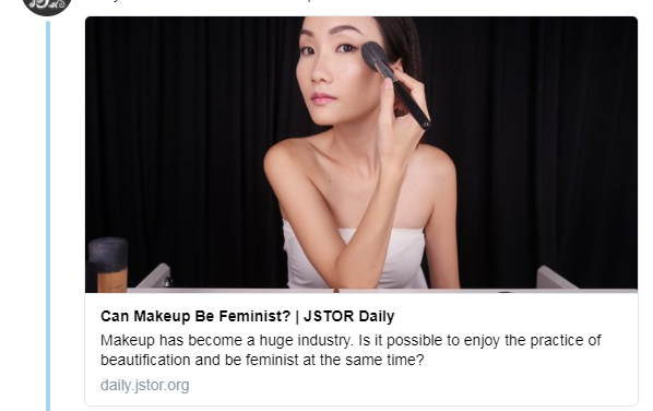 Lipstick Feminism