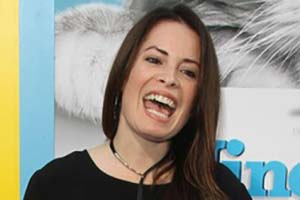 Holly Marie Combs Tongue