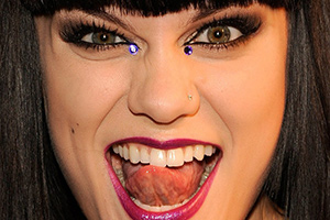 Jessie J Tongue
