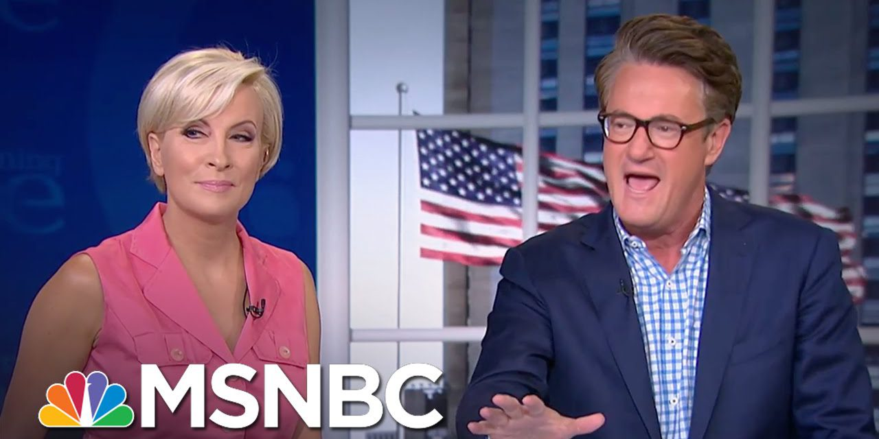 Morning Joe pissed me off – UPDATED!