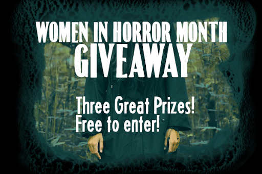 Women in Horror Month 2018 Contest!