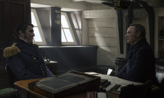 The Terror – Initial Thoughts