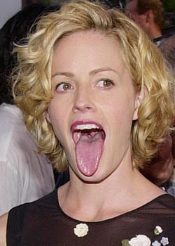 Elizabeth Shue Tongue