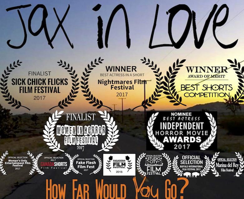 Jax in Love – A Search For Human Connection Takes a Deadly Turn