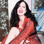 Eva Green Tongue