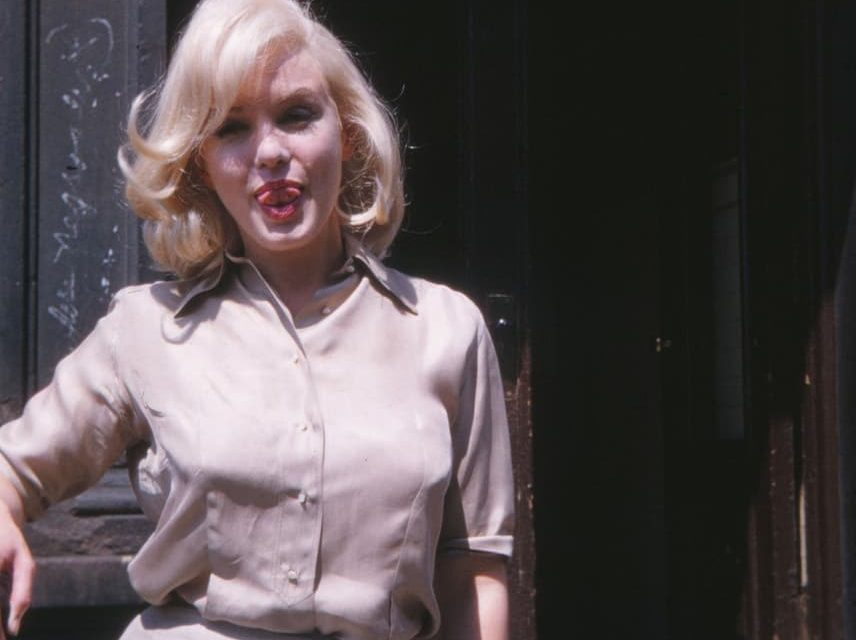 Marilyn Monroe Tongue