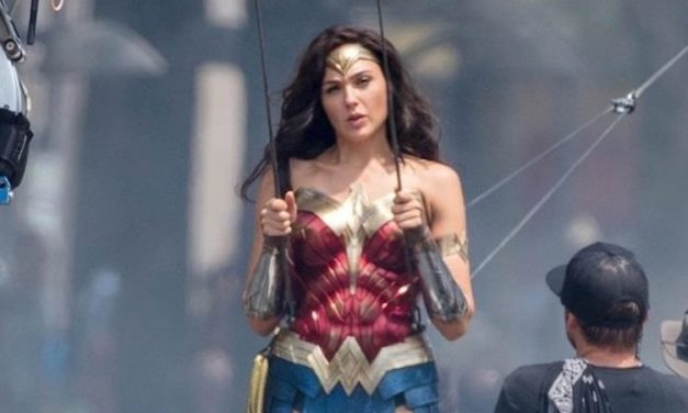 I'm not going to Comic Con so Gal Gadot is, apparently.