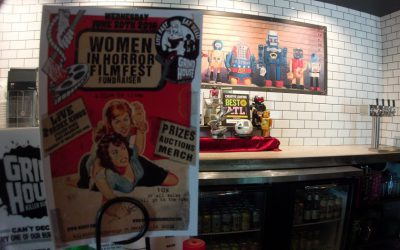 What You Missed: The Women in Horror Film Fest Fundraiser