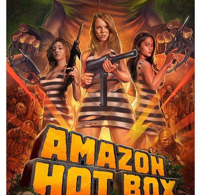 Amazon Hot Box – Delightfully and Deliciously Depraved