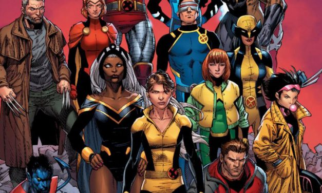 What'd you say? X-Men are on the way!