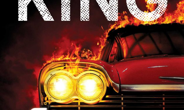 31 Days with the King – Christine