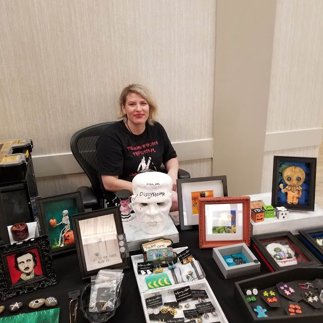 Women in Horror Spotlight – Christy Meaux