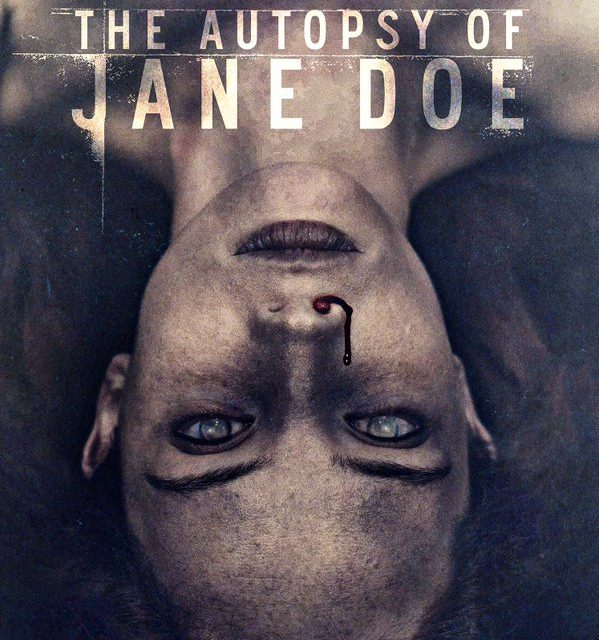 """Mells Reviews: """"The Autopsy of Jane Doe"""""""